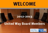 United Way of El Paso County Welcomes New Board Members andOfficers