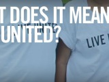 What does it mean to LIVE UNITED?