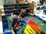 Western Refining Employees Volunteer at Paso Del Norte Children's Development Center