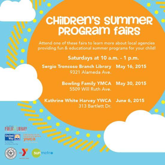Social Media_Summer Programs