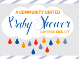 United Way's LIVE UNITED campaign kicks off with a Community United Baby Shower